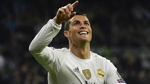 Ronaldo phá vô số kỷ lục ở lần đầu lập poker tại Champions League
