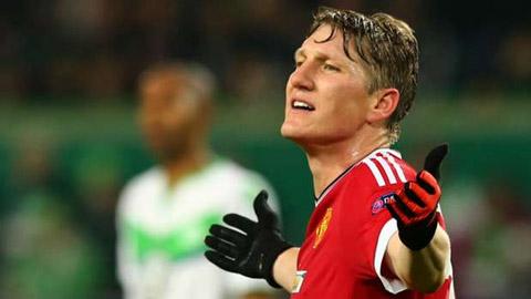 """""""Van Gaal hãy để Schweinsteiger được yên"""""""