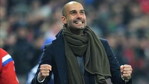 Hitzfeld tin Guardiola sẽ về Man City vì tiền