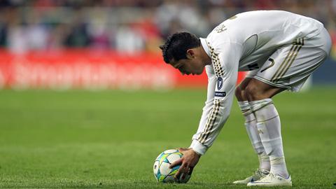 Chuyện sút phạt ở Real: Không còn là của riêng Ronaldo