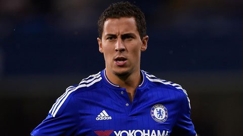 Hazard tái xuất ở trận gặp Sunderland cuối tuần này
