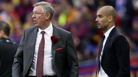 Phớt lờ Alex Ferguson, BLĐ M.U không thèm đoái hoài đến Guardiola