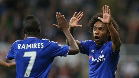 Đội hình dự kiến Chelsea - Sunderland vòng 17 Ngoại hạng Anh