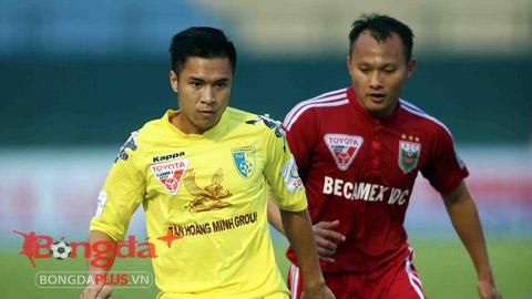 Lịch thi đấu V.League 2016