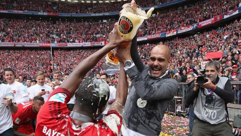 Guardiola xứng đáng là một phần lịch sử Bayern
