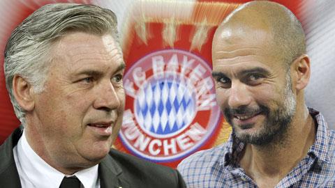 Ancelotti xác nhận thay Guardiola dẫn dắt Bayern Munich