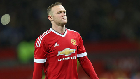 Rooney hướng tới trận thứ 500 khoác áo M.U