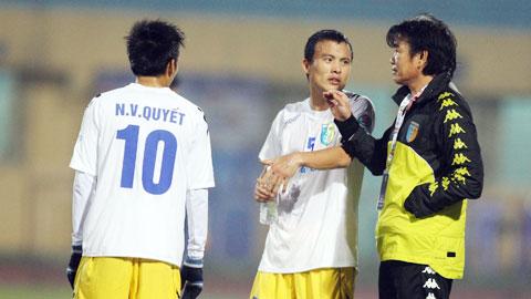 Các CLB ráo riết chuẩn bị cho V.League 2016
