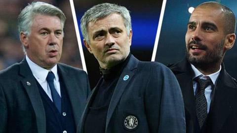 Tương lai của những Ancelotti, Mourinho, Guardiola sẽ đi về đâu?