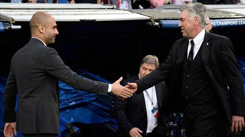Bayern chia tay Pep, bổ nhiệm Ancelotti từ mùa Hè 2016