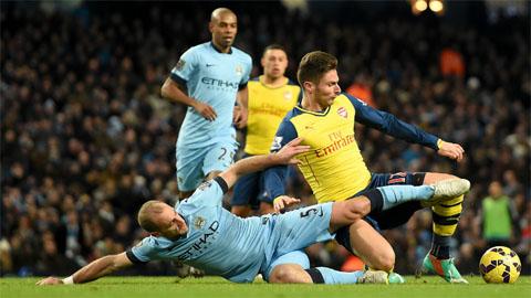 Nhận định bóng đá Arsenal vs Manchester City, 03h00 ngày 22/12: Arsenal mới là ứng cử viên số 1