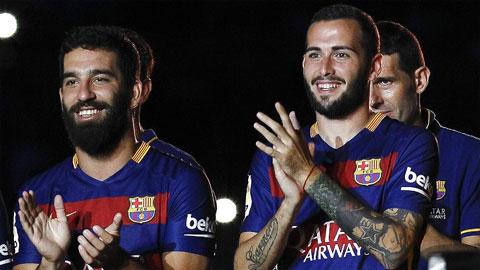 """Barca: """"Phá dớp"""" nhờ tân binh?"""