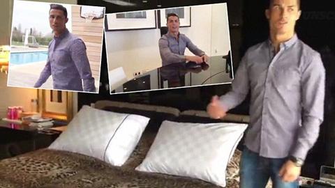 Bí mật căn hộ trị giá 4,8 triệu bảng của Cristiano Ronaldo