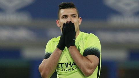 Everton 2-1 Man City: Thua nhưng hy vọng còn nhiều