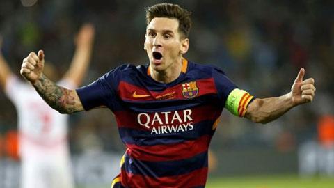 10 khoảnh khắc đưa Messi đến Quả bóng Vàng 2015
