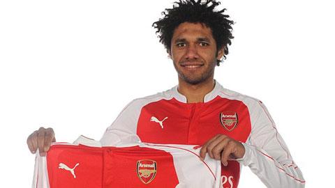Arsenal chiêu mộ thành công tân binh Elneny