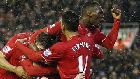 Liverpool 3-3 Arsenal: Đỉnh cao hấp dẫn