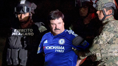 """Trùm ma túy muốn """"thôn tính"""" Chelsea đã bị bắt"""