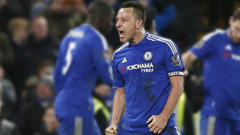 Chelsea 3-3 Everton: Terry cứu thua cho Chelsea