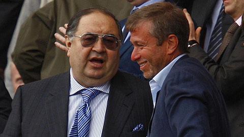 Ông chủ Chelsea và Arsenal lỗ hơn 1 tỷ bảng vì giá dầu giảm