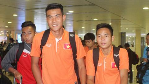 U23 Việt Nam về nước ngay sau trận đấu với U23 UAE