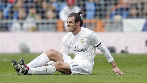 Bale nghỉ 3 tuần, có thể kịp đá knock-out Champions League