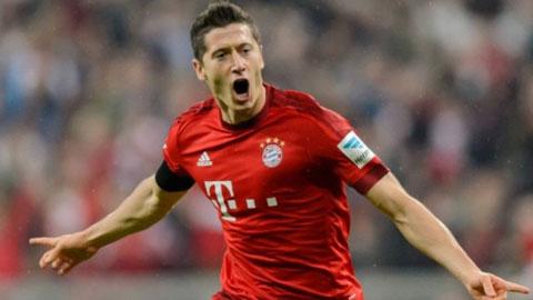 Người nhà thừa nhận Bayern có thể mất Lewandowski vào tay Real