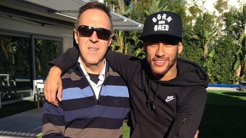 Real đang bí mật lôi kéo Neymar
