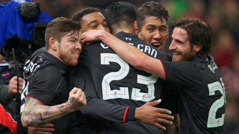 Liverpool háo hức chờ derby Merseyside tại chung kết cúp Liên đoàn Anh