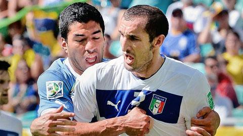 Luis Suarez sẽ tái xuất ở ĐT Uruguay trong trận gặp Brazil
