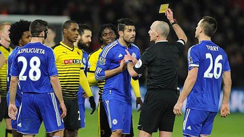 Hòa 0-0 Watford, Chelsea-Hiddink vẫn bất bại