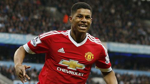 Man City 0-1 Man United: Rashford tỏa sáng, M.U hồi sinh mộng Top 4