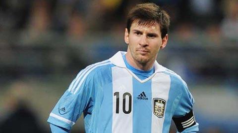 Vì Messi, Argentina đang phung phí một loạt nhân tài