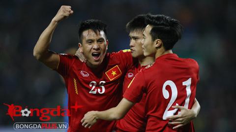 Vòng loại World Cup 2018 khu vực châu Á: Việt Nam vẫn còn cửa