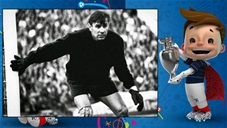 EURO 1960: Tôn vinh Lev Yashin