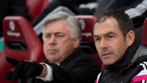 Ancelotti mang theo cánh tay phải Clement tới Bayern