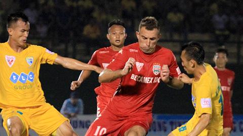 5 sát thủ ngoại mới được chờ đợi nhất lượt về V.League 2016