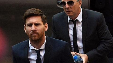 Messi bị kết án 21 tháng tù vì tội trốn thuế