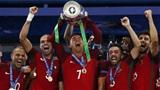 Tiền thưởng vô địch EURO 2016 chỉ bằng lương tuần của Ronaldo
