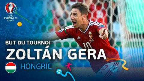 Sao Hungary ghi bàn thắng đẹp nhất EURO 2016