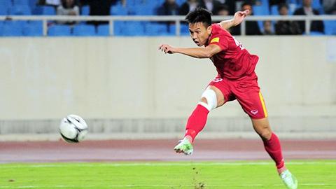 Phẫu thuật đầu gối, Đình Hoàng mất lượt đi V.League 2017
