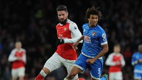 10 thông tin đặc biệt về trận Arsenal vs Bournemouth