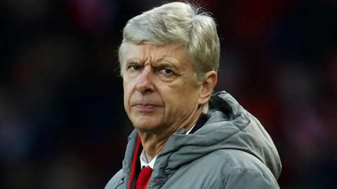 Wenger thôi mơ vô địch sau trận thua Chelsea
