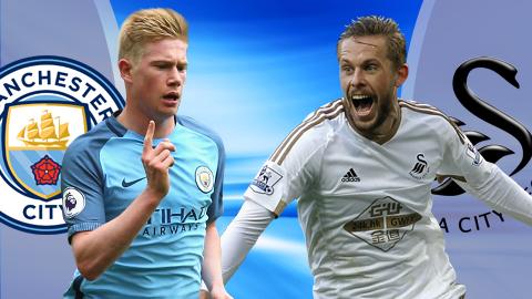 Nhận định bóng đá Man City vs Swansea, 20h30 ngày 5/2: Tìm lại nụ cười