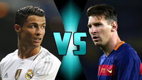 Ronaldo vs Messi: Nóng bỏng cuộc đua 100 bàn ở Champions League
