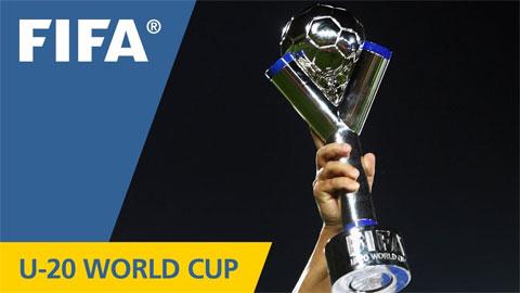 Lịch thi đấu U20 World Cup 2017