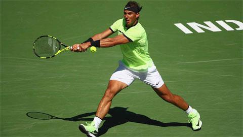 Federer đối đầu Nadal ở vòng 4 Indian Wells