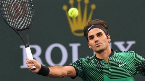 Federer, vị Vua đến từ hành tinh khác