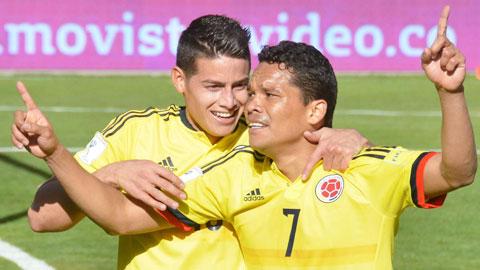 Nhận định bóng đá Ecuador vs Colombia, 04h00 ngày 29/3: Khuất phục chủ nhà