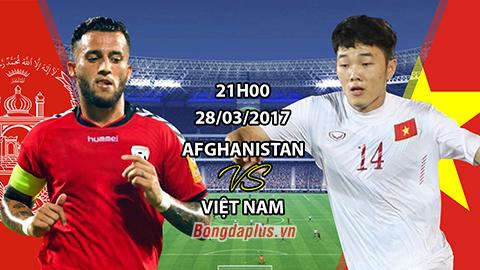 Nhận định bóng đá Afghanistan vs Việt Nam, 21h00 ngày 28/3: Núi không quá cao